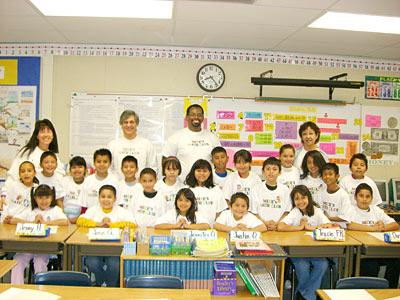 Fall 2008 <br>Amestoy Visit