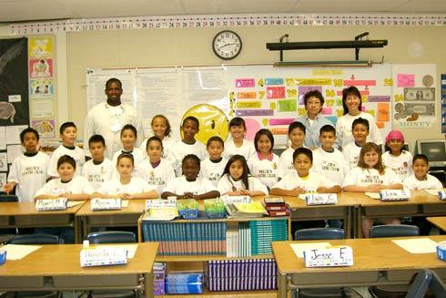 Fall 2009<br>Amestoy Visit