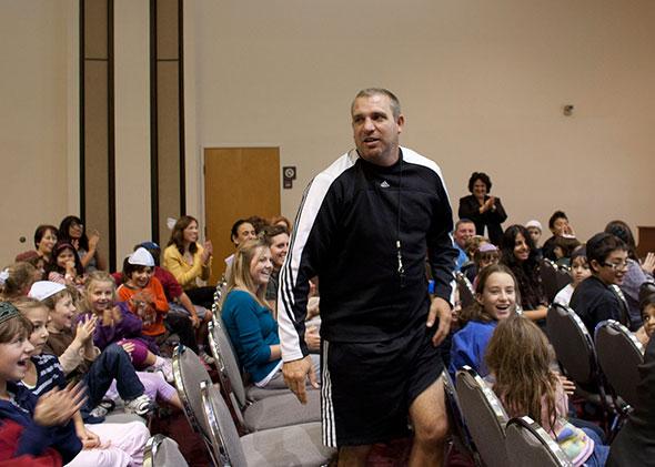 2010 Jewish Educator Awards Louis