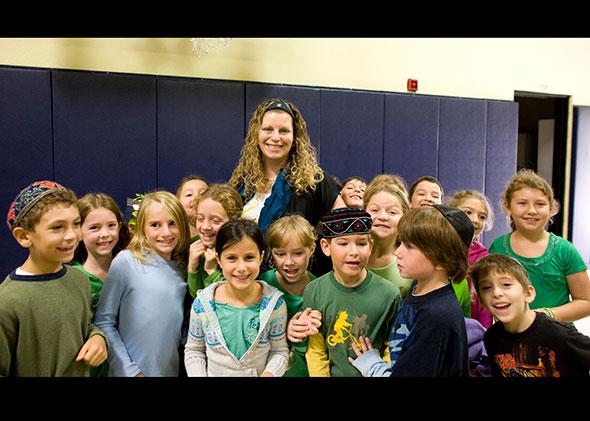 2010 Jewish Educator Awards Deborah Cohen Notification Northridge California