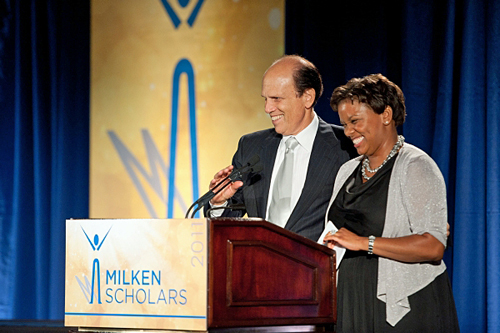 2011 Milken Scholars Summit and Recognition Dinner