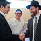 Rabbi Usher Klein Notification