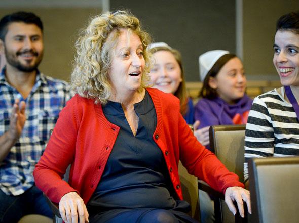 2013 Jewish Educator Awards Mickey Rabinov Notification Valley Village California