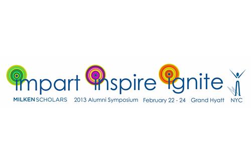 2013 Milken Scholars Alumni Symposium