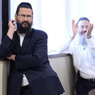 Menachem Mendel Greenbaum Notification