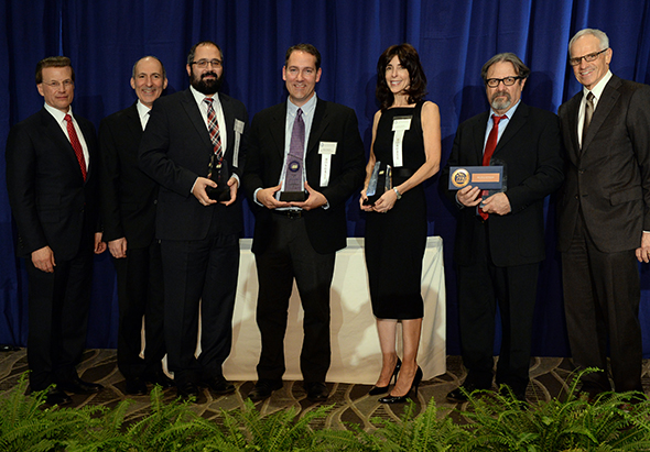 2015 Jewish Educator Awards 26th Awards Luncheon Los Angeles California