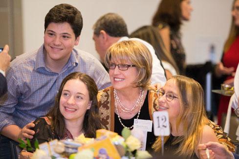 28th Awards Luncheon Jewish Educator Award recipient Melody Mansfield
