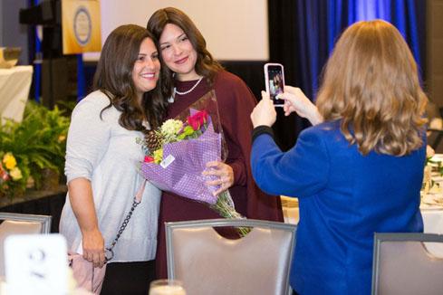 28th Awards Luncheon Jewish Educator Award recipient Yehudis Blauner