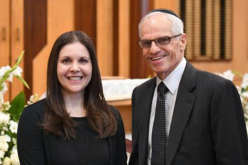 2017 Jewish Educator Awards Jenny Zacuto Notification Los Angeles California