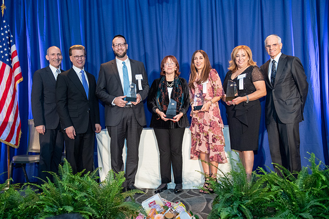 2018 Jewish Educator Awards 29th Awards Luncheon