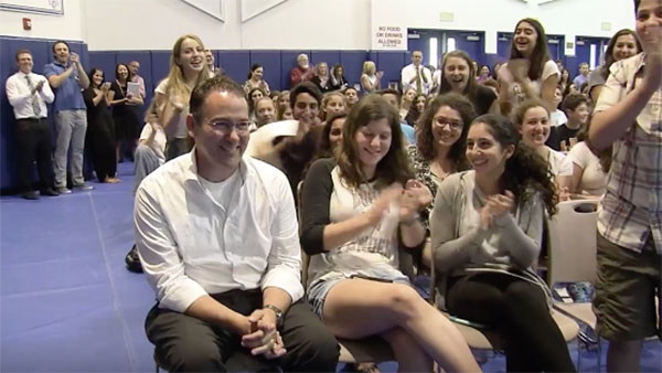 Jewish Educator Awards Milken Community High School Performing Arts Teacher Kelly Shepard Wins 2015 Jewish Educator Award Los Angeles CA