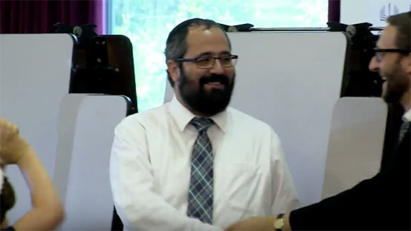 2015 Jewish Educator Awards And the 2015 Jewish Educator Award Goes to...Rabbi Levi Solomon of Emik Hebrew Academy Los Angeles CA