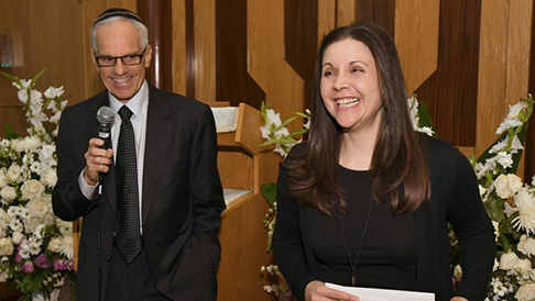 Jewish Educator Awards Los Angeles Teacher Jenny Zacuto Wins 2017 Jewish Educator Award at Yavneh Academy Los Angeles CA
